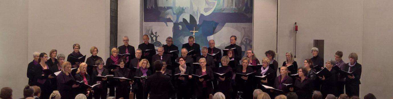 A capella-Werke